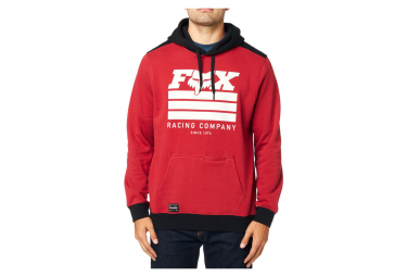 Kapuzenpulli Fox Street Legal Red