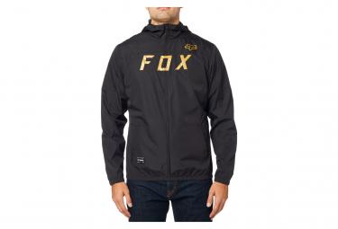 Sweat à Capuche Fox Windbreaker Noir