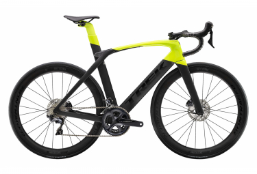 Route 2020 Trek Madone SL 6 Disc Shimano Ultegra 11V Black / Yellow