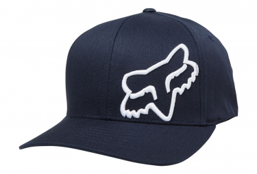 Fox Flex Flexfit Cap 45 Navy Blue / White