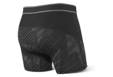 Image of Boxer saxx kinetic noir gris xl