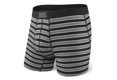 Boxer Saxx Ultra Noir Gris