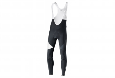 Look Pro Team Thermal Bib Tights Black White