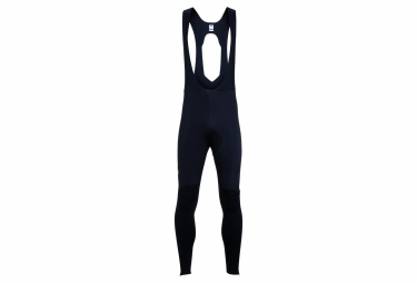 Look Excellence Thermal Bib Tights Black