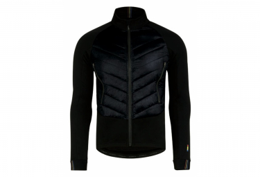 Look Excellence Thermojacke Schwarz
