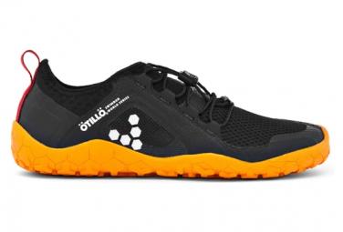 Image of Chaussures vivobarefoot primus swimrun fg noir et orange femme 36