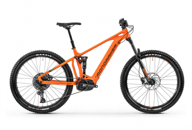 Electric Full Suspension MTB Mondraker Chaser + Sram SX Eagle 12S 27.5'' 2020