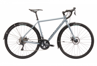 Kona Rove DL Gravel Bike Shimano Sora 9S 700 mm Silver Grey 2020