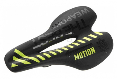 Image of Selle vtt dabomb motion jaune