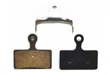 Image of Plaquettes de freins resine cooma shimano m666 m785 m985 m988 r785 rs785