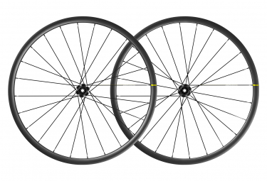Mavic Allroad Pro Carbon SL Road Wheel Set + 650b | 12x100 - 12x142mm 2019