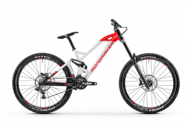 MTB Doble Suspensión Mondraker Summum 27.5'' Blanc / Rouge 2020