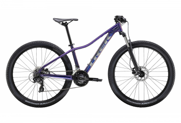 Donna Semi Rigid MTB 2020 Trek Marlin 5 27.5 '' Shimano Altus / Tourney 7V Purple Flip