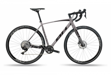 BH Gravel X Alu 1.0 Gravel Bike Shimano 105 11S 700 mm Grey 2020