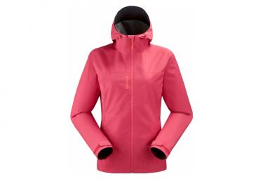 Lafuma Shift GTX 2L Women Waterproof Jacket Red