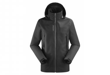 Lafuma Way Gtx 2l Waterproof Jacket Black Xl
