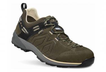 Garmont Santiago Low Gtx Shoes Green Beige 44 1 2