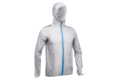 Raidlight Waterproof Jacket Hyperlight MP+ Grey Men