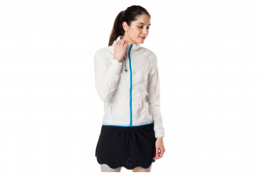 Raidlight Windproof jacket Hyperlight Windproof White Women