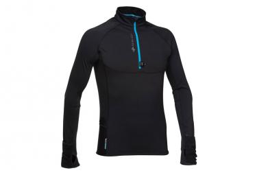 Raidlight Wintertrail Long Sleeves Jersey Black Men S