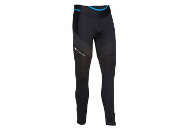 Image of Collant long raidlight trail raider noir l
