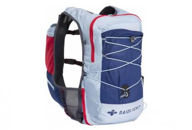 Raidlight backpack activ vest 12l red blue men s m