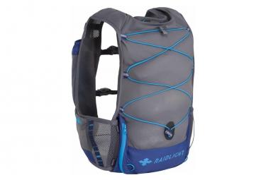 Raidlight backpack activ vest 3l blue grey men s m