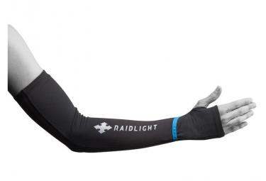 Raidlight Arm Sleeves Black Unisex