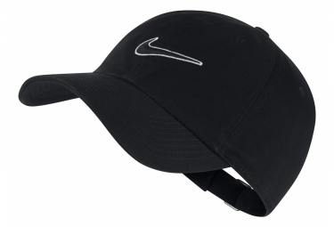 Nike Essentials Heritage86 Cape Cap Black