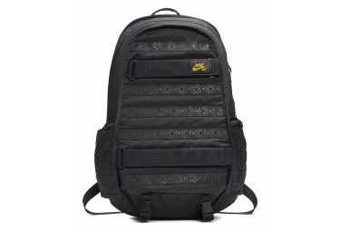 Nike SB RPM Skateboarding Backpack Black Brown