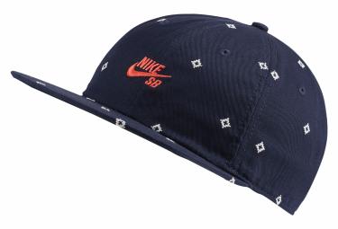 Nike SB Cap Blue