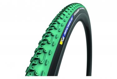 Pneu Cyclocross Michelin Power Cyclocross Jet 700 mm Tubeless Ready Souple Vert