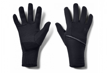 Under Armour Storm Run Women Liner Gloves Black