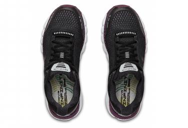 Chaussures de Running Femme Under Armour HOVR Infinite Noir / Violet