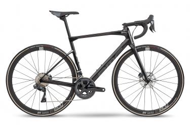 Vélo de Route BMC Roadmachine 02 One DISC Shimano Ultegra Di2 11V 2020 Noir / Gris