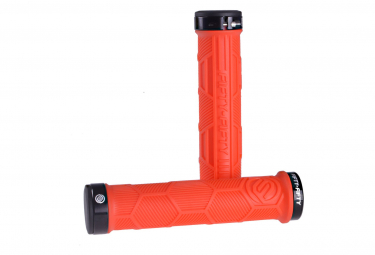 Grips Fifty-Fifty Dual Lock-On Rouge