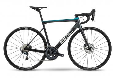 Vélo de Route BMC Teammachine SLR 02 Disc Three Shimano Ultegra 11V 2020 Noir / Bleu