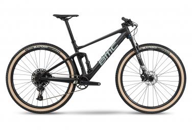 BMC 2020 Fourstroke 01 Drei Sram NX Eagle 12V All Black MTB