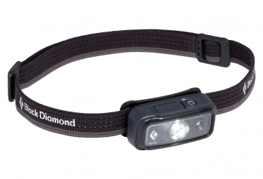 Black Diamond SpotLite160 Linterna frontal Gris grafito