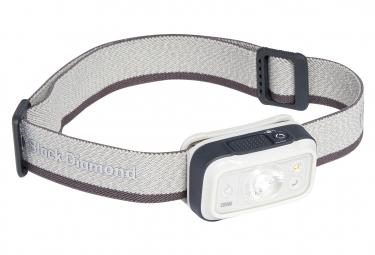 Lampe Frontale Black Diamond Cosmo250 Gris Clair