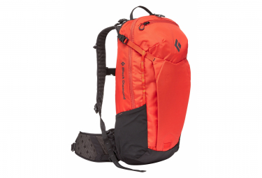 Black Diamond Nitro 22 Backpack Picante Orange Black