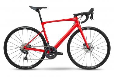 Vélo de Route BMC Roadmachine 02 Two Disc Shimano Ultegra 11V 2020 Rouge / Gris