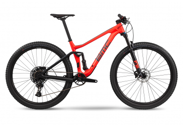 VTT Tout Suspendu BMC 2020 Agonist 02 Two Sram SX/NX Eagle 12V Rouge