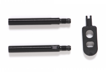 Paire de Prolongateurs de Valves Hutchinson Presta 40 mm