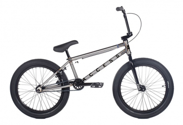 Cult BMX Freestyle Access 20'' Silver 2020
