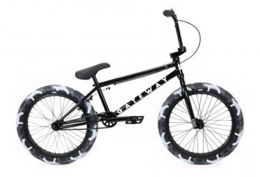 Cult BMX Freestyle Gateway 20.5'' Black 2020