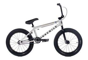 Cult BMX Freestyle Juvenile 18'' Silver 2020