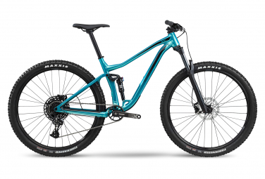 BMC Speedfox 03 Two Full Suspension MTB Sram SX Eagle 12S 29 '' Party Blue 2020