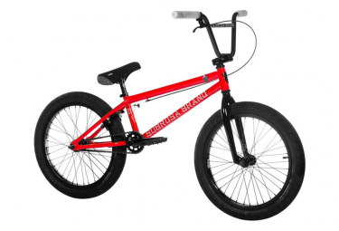 Subrosa BMX Freestyle Altus Light Red 2020