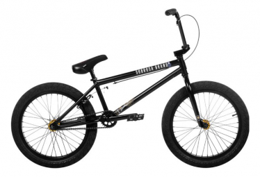 Subrosa BMX Freestyle Sono Black / Gold 2020